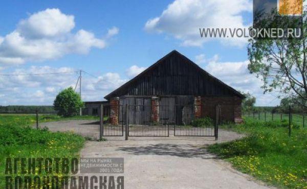 Продажа фермы в Подмосковье