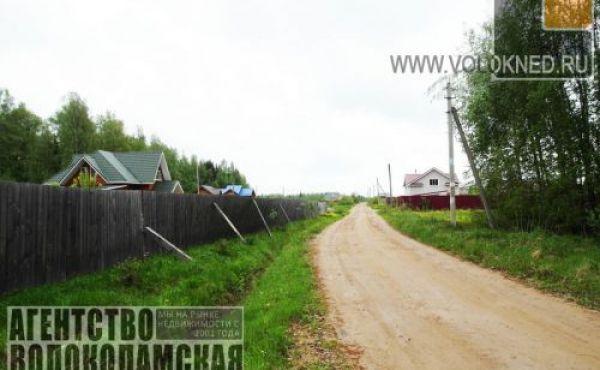 Участок в шаговой доступности от водоемов Сычево