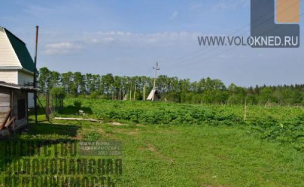 Участок 15 соток в селе Покровское (85 км от МКАД)