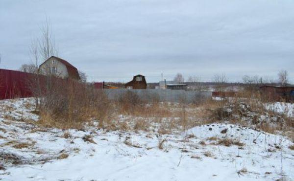 Земельный участок 6 соток в старо дачном поселке «Горняк»