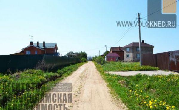 Участок в деревне Гряды, ж/д станции в доступности