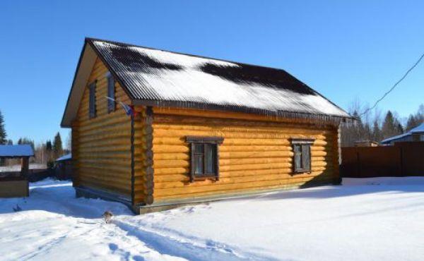Продаётся шикарный 2-х этажный дом в д. Вишенки