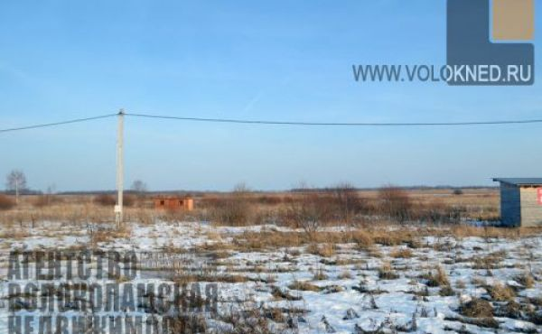 Продажа участка в селе Суворово (под строительство)