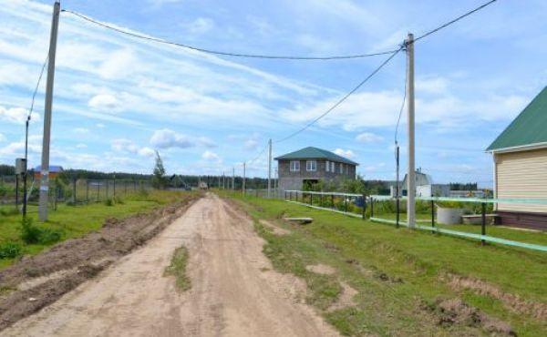 Участок 15 соток в с.Белая Колпь( Электричество подключено 15 кВт)