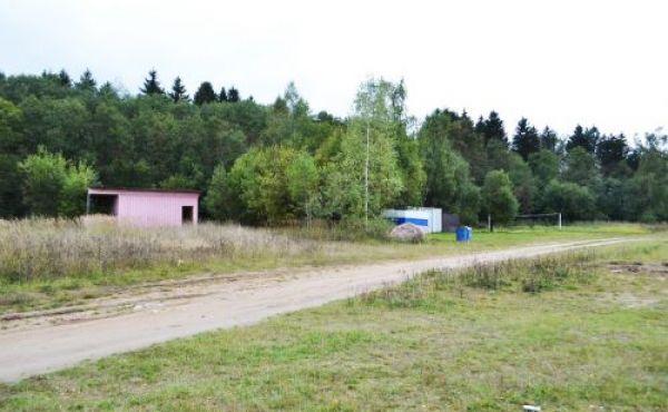 Участок под строительство летнего кафе в Сычево (на берегу плотины)