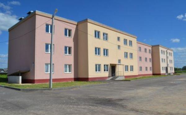 Новая квартира в новом доме (пос.Кировский, 25 км от Волоколамска)