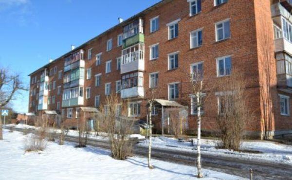 1 к.квартира в Волоколамском районе, с.Осташево. 3 эт., Балкон.