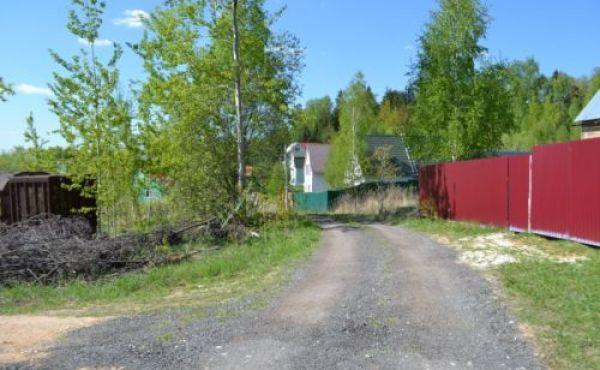 Садовый участок в Созвездие, 5 км от Волоколамска