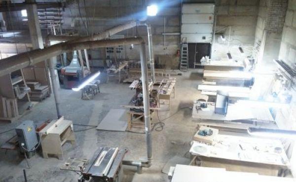 Производственная база в Шаховском районе