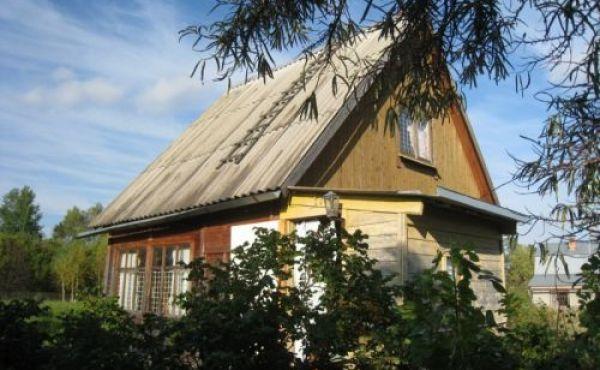 Небольшой дом в деревне Гряды (80 км от МКАД) рядом ст.Чисмена