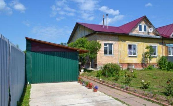 Полностью готовый дом с удобствами, под Волоколамском!!!