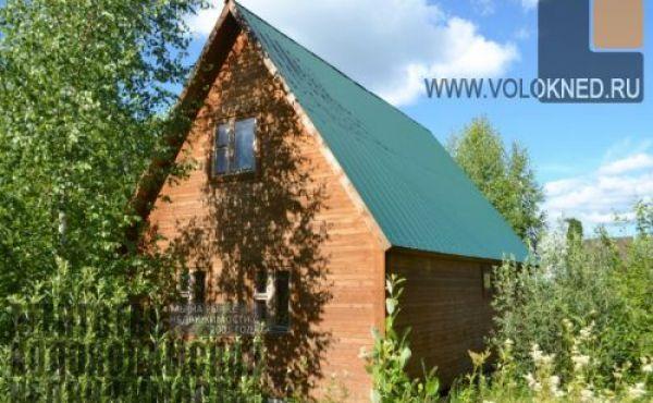 Продажа дома в деревне Посаденки Волоколамского района(ПМЖ)