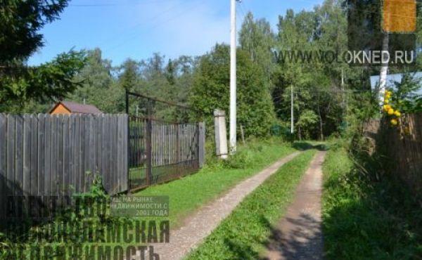 Участок 6 соток в СНТ Радуга-1 (ж/д станция в доступности)