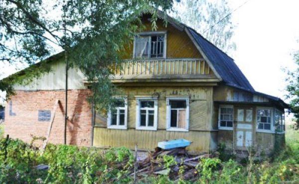 Газифицированный дом в Волоколамском районе (д.Стеблево)