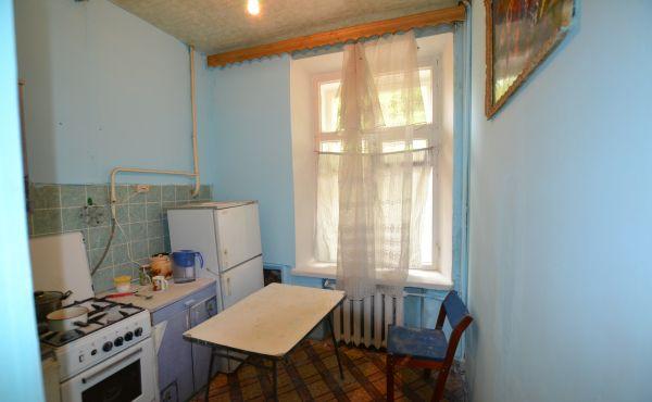 Двухкомнатная квартира, в городе Волоколамске, по адресу: ул.Свободы, д.3
