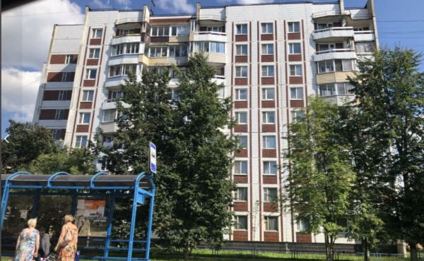 Однокомнатная квартира в центре Волоколамска (2 этаж)