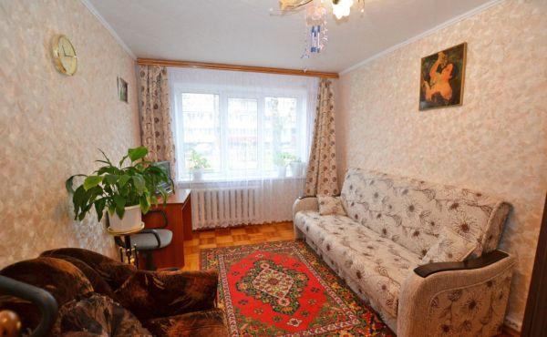 Трехкомнатная квартира в с.Теряево