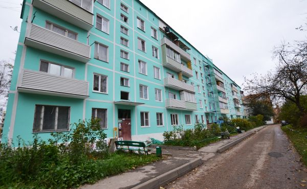 2-х ком. квартира в центре города Волоколамск (2 этаж)