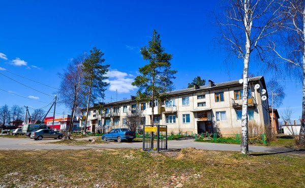 Двухкомнатная квартира в с.Теряево Волоколамского района
