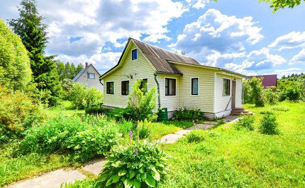 Жилой дом в деревне Гусенево (ИЖС)