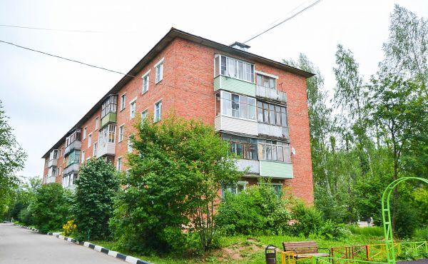 Двухкомнатная квартира в селе Осташево