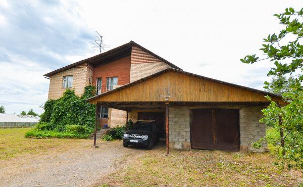 Жилой дом в деревне Горбуново Волоколамского района
