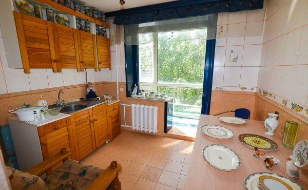 Однокомнатная квартира в поселке Сычево