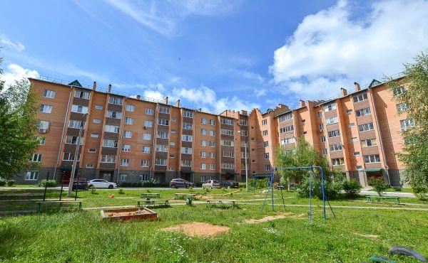 Однокомнатная квартира улучшенной планировки в центре города