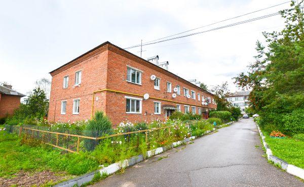 Однокомнатная квартира в деревне Нелидово