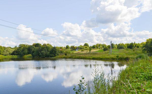 Земельный участок в деревне Нелидово Волоколамского района