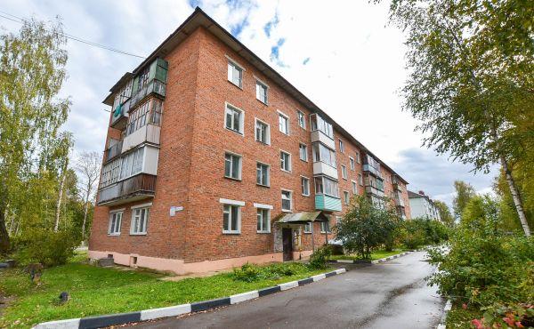 Однокомнатная квартира в Осташево