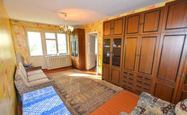 Трехкомнатная квартира на улице Нерудной поселка Сычево (БРОНЬ до 1.03.2020)