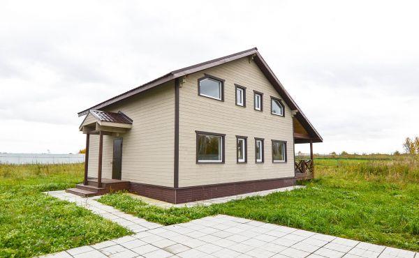 Дом с участком в КП