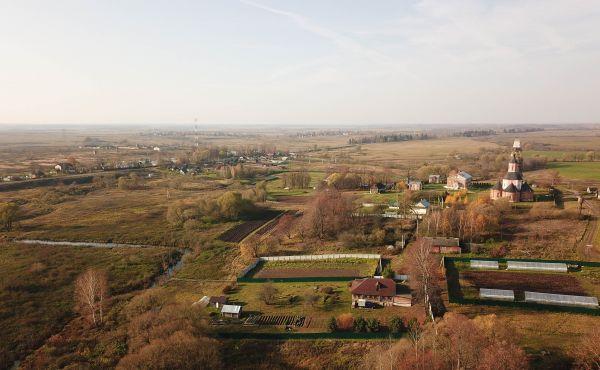 Земельный участок в селе Фёдоровское Волоколамского района