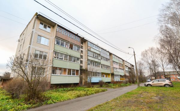 Двухкомнатная квартира в городе Волоколамск