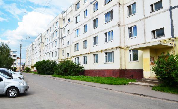 3-х ком квартира в центре Волоколамска