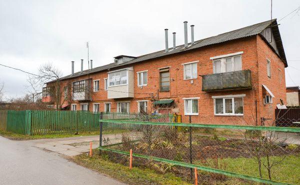 Однокомнатная квартира в деревне Клишино