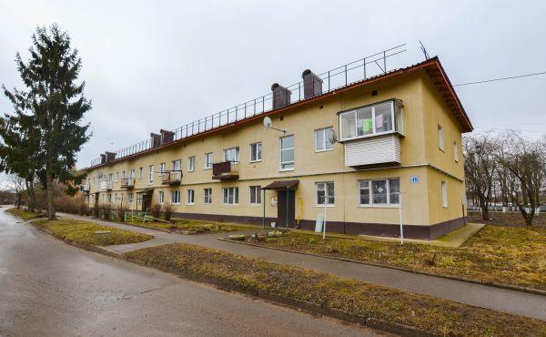 Двухкомнатная квартира  в деревне Кашино