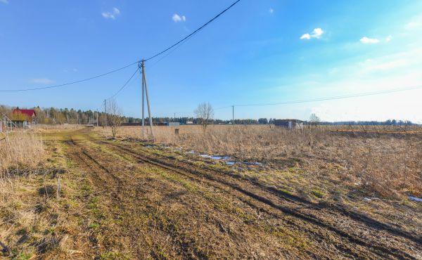 Земельный участок в селе Осташево Волоколамского района