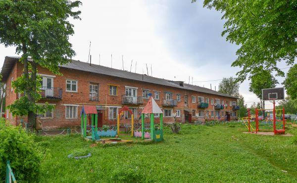 Двухкомнатная квартира  в селе Шестаково