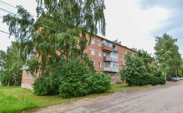 Однокомнатная квартира в городе Волоколамск (БРОНЬ до 01.10.2020)