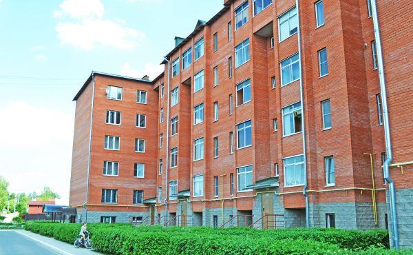 Просторная четырехкомнатная квартира в современном доме в центре Волоколамска