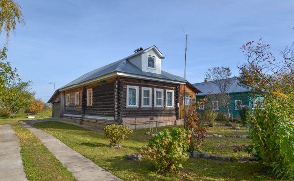 Жилой дом в Теряево