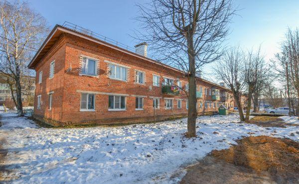Трехкомнатная квартира в деревне Ботово