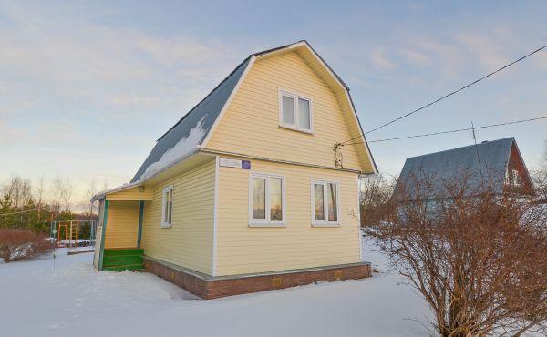 Дом в деревне Поповкино (БРОНЬ)
