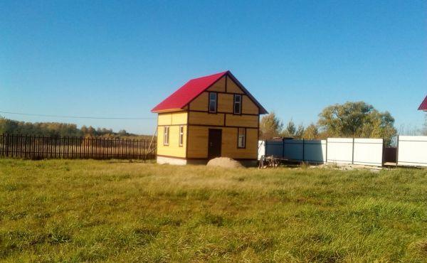 Дом на земельный участок 15 соток в д.Хворостинино