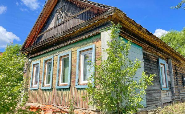 Жилой дом в деревне Калеево