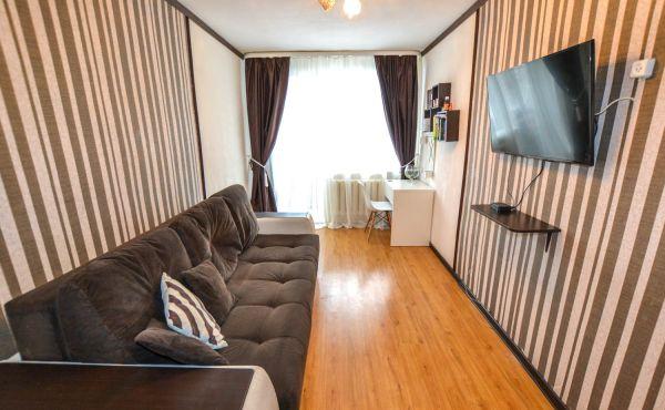 Двухкомнатная квартира на улице Ново-Солдатской (БРОНЬ)