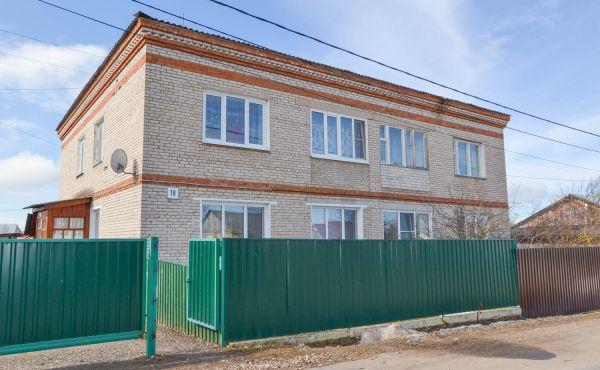 Трехкомнатная квартира в городе Волоколамск (БРОНЬ)