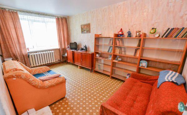 Двухкомнатная квартира на улице Холмогорка (БРОНЬ до 30.06.2021)